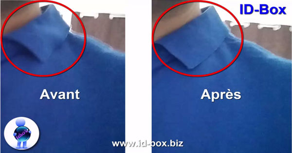 Tip How to Iron a Shirt or a Polo Collar Without Removing The Cl