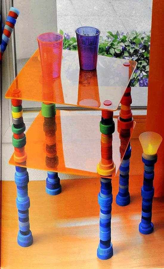 Bricolage art d coration 101 id es d co tout en r cup - Deco bricolage recup ...