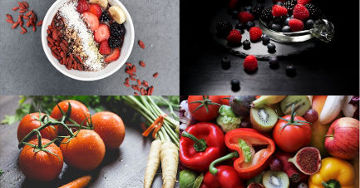 FOOD TIPS FOR AGOOD HEALTH WITH PHYTOCHEMICALS
