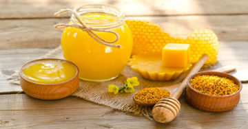 THE BENEFITS OF THE BEEHIVE PRODUCTS FOR YOUR HEALTH